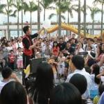 Andy K: birthday parties hong kong childrens shows magic juggling functions birthdays party hong kong 生日會派對、小丑、扭汽球、雜耍雜技, 舞蹈  遊戲, 小丑扭汽球、雜耍雜技